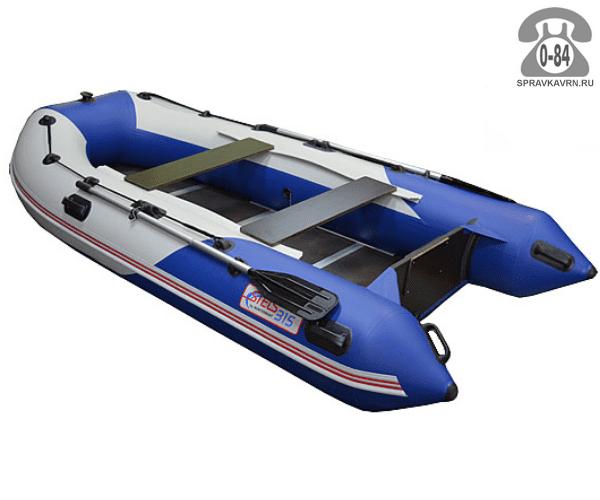Лодка надувная Хантер (Hunter) Стелс 315