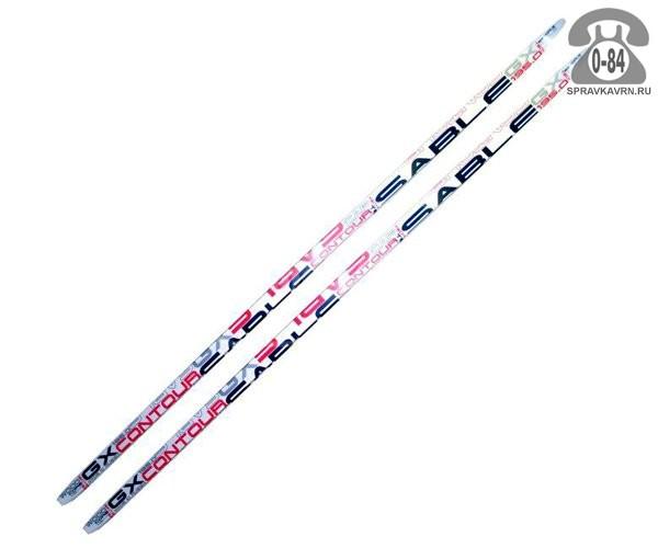 Лыжи Сабле (Sable) Active 170 см спортивные