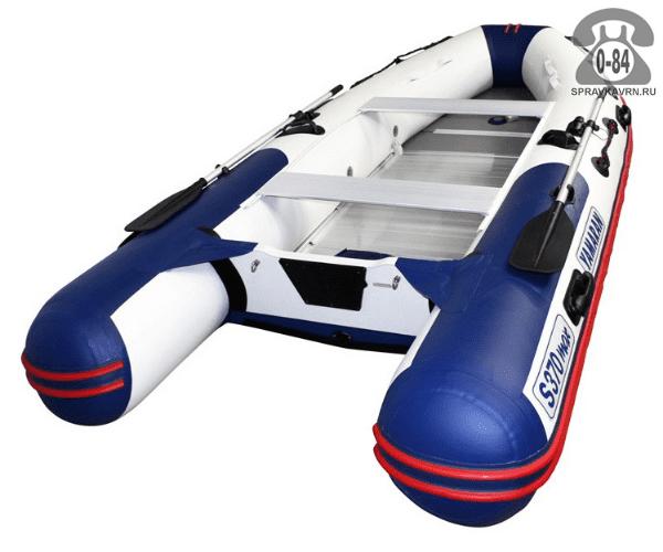 Лодка надувная Ямаран (Yamaran) Style S370max