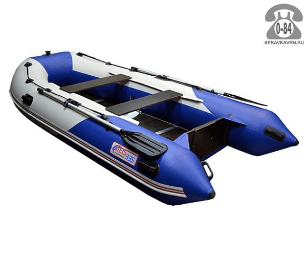 Лодка надувная Хантер (Hunter) Стелс 335