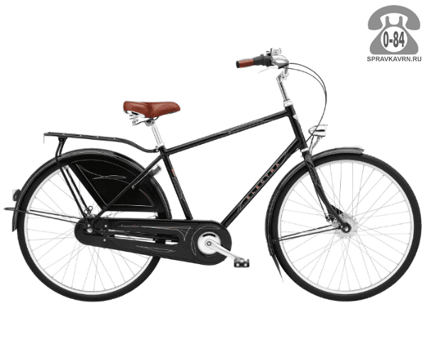 Велосипед Электра (Electra) Amsterdam Royal 8i Mens (2016)