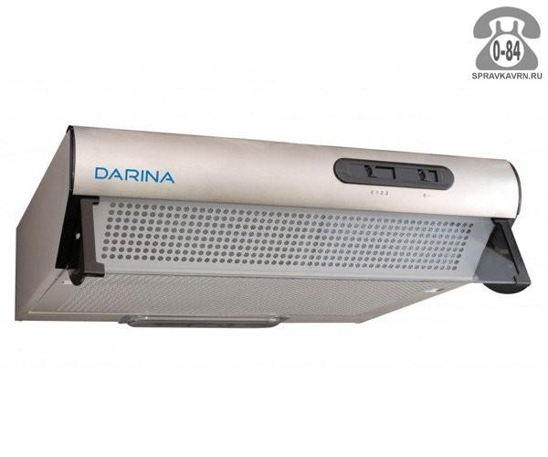 Вытяжка кухонная Дарина Europa 60П-290-ПЗЛ