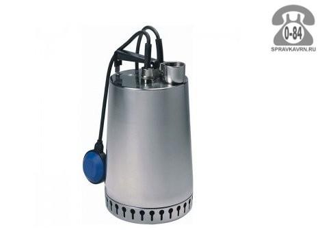 Насос водяной дренажный Грундфос (Grundfos) Unilift AP 12.40.04.A3