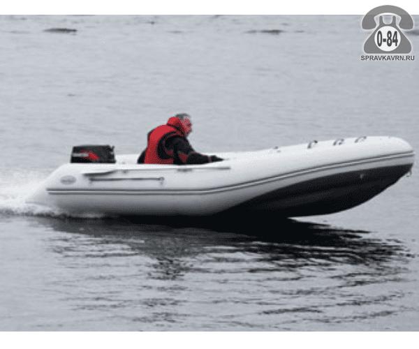 Лодка надувная Баджер (Badger) Air Line 420 (НДНД)