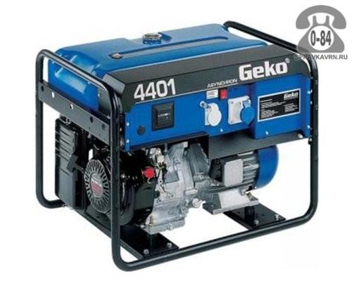 Электростанция Геко (Geko) 4401 E-AA/HHBA двигатель Honda