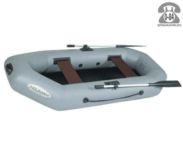 Лодка надувная Лоцман С-240