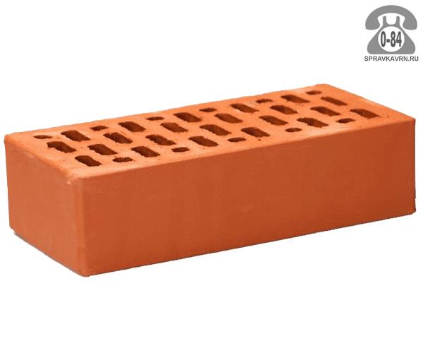 Кирпич лицевой Braer Front Brick М150 250х120х65мм