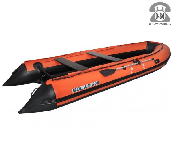 Лодка надувная Солар (Solar) Солар-500 JET
