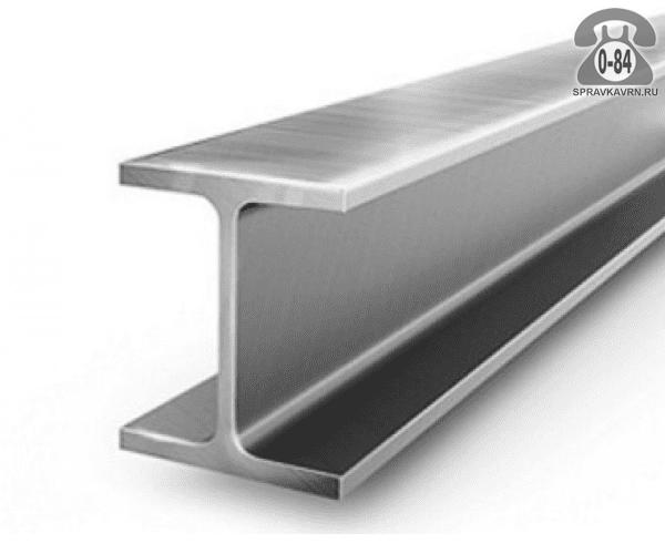 Балка металлическая двутавровая стальная 30Ш2