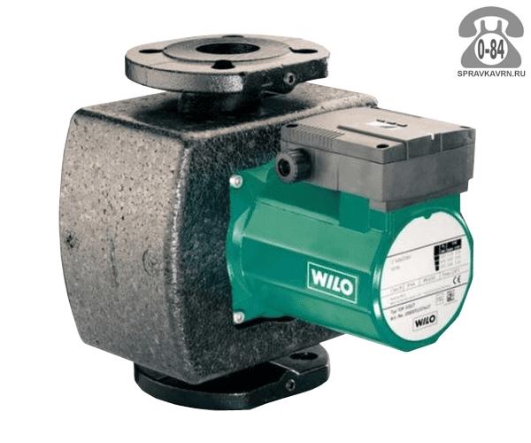 Циркуляционный насос Вило (Wilo) TOP-S25/7 DM PN6/10, 7.4м3/ч, напор 6.8м