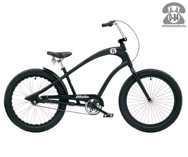 Велосипед Электра (Electra) Cruiser Straight 8 8i Mens (2016)
