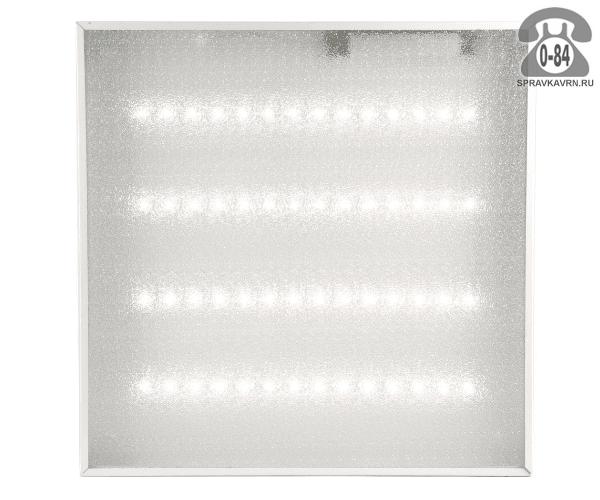 Светильник для производства SVT-ARM G-40-4x18-MPR 40Вт