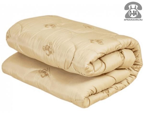 Одеяло овечья шерсть 2-спальное