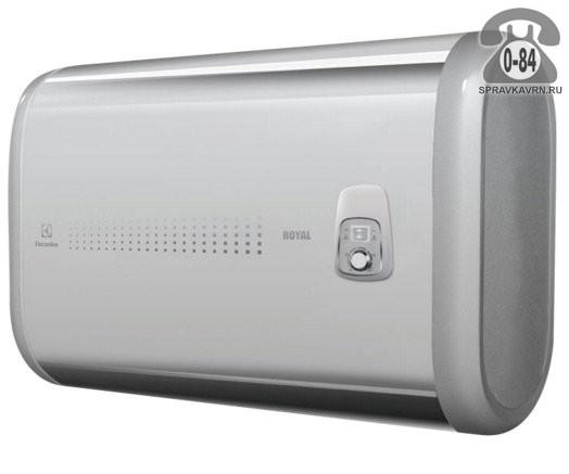 ЭВН Электролюкс (Electrolux) EWH 50 Royal Silver H 50л