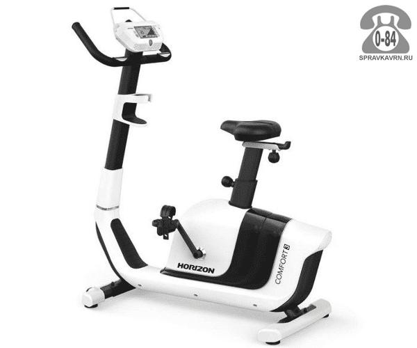 Велотренажёр Хоризон (Horizon) Comfort 5 VIAFIT серый
