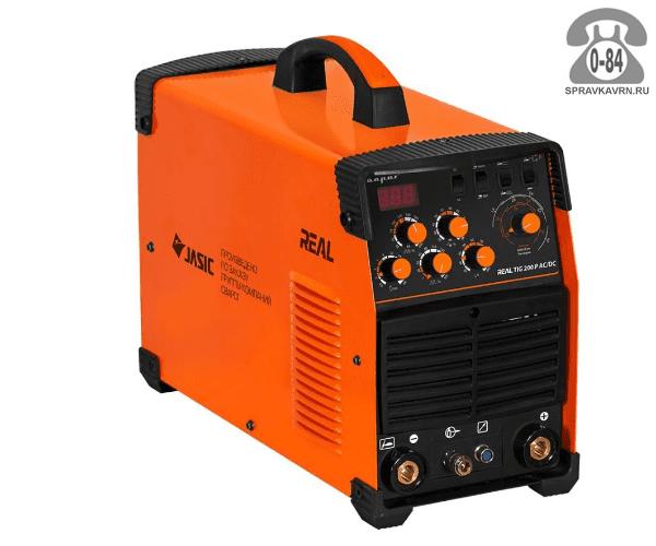 """Сварочный аппарат Сварог TIG-200P AC/DC """"REAL"""" (E20101)"""