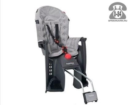 Велокресло детское Хамакс (Hamax) Siesta Premium W