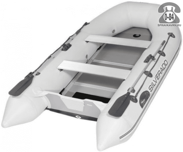 Лодка надувная Сильверадо (Silverado) Sport 30S