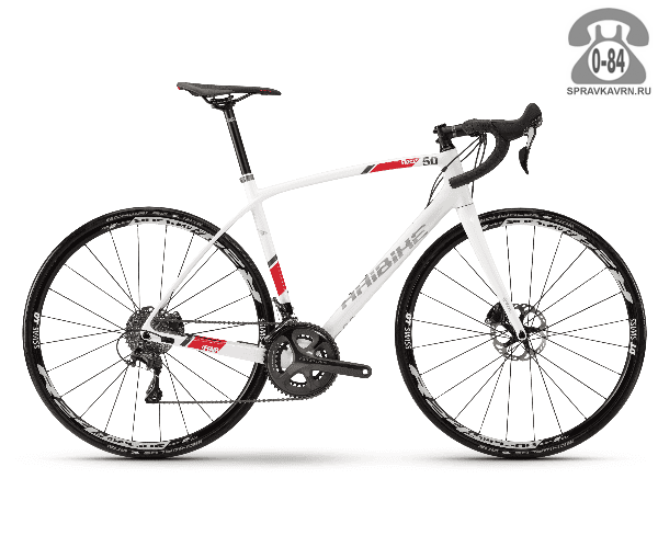"""Велосипед Хайбайк (Haibike) Affair 5.0 (2017) размер рамы 22"""" белый"""