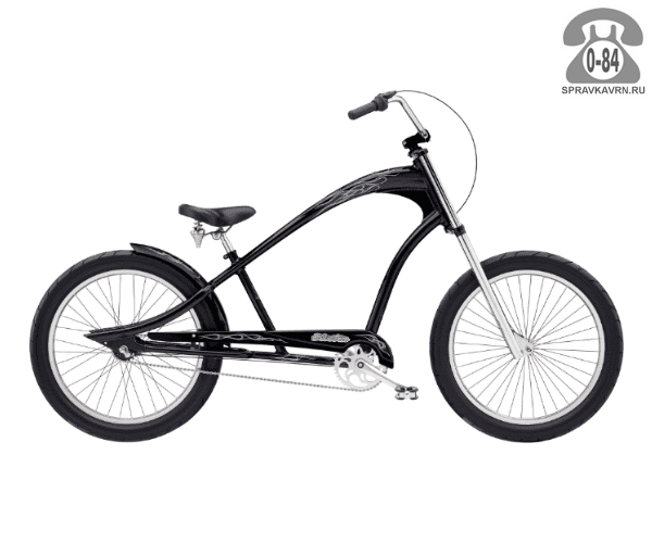 Велосипед Электра (Electra) Cruiser Ghostrider 3i Mens (2016)