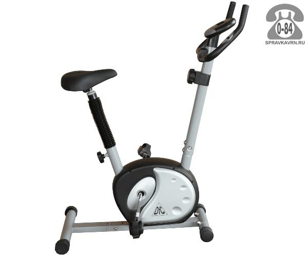 Велотренажёр ДФС (DFC) 3.5A серый