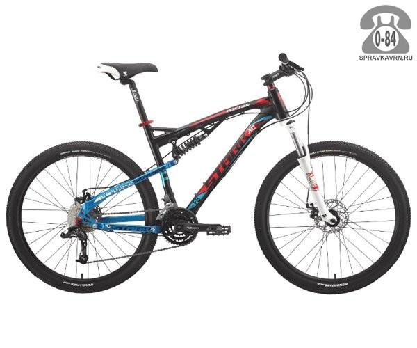Велосипед Старк (Stark) Voxter Comp 650B (2016)
