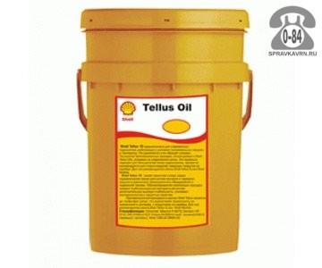 Масло гидравлическое Шелл (Shell) Tellus