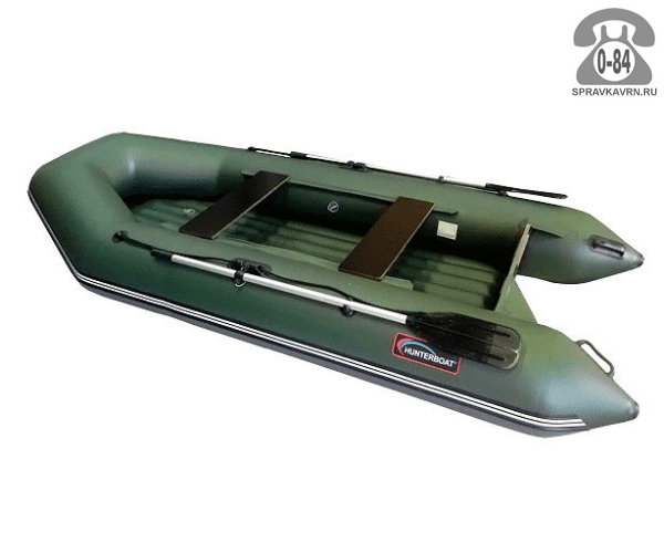Лодка надувная Хантер (Hunter) 320ЛН