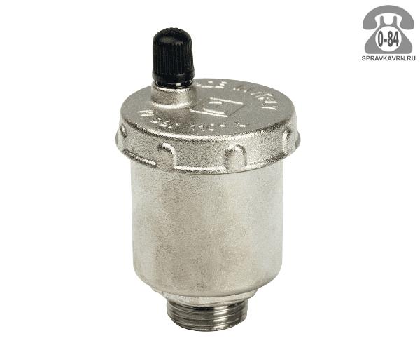 """Воздухоотводчик автоматический для радиатора отопления Итап (Itap) 3/4"""" прямое подключение"""