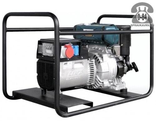 Электростанция Энерго ED 6.5/400-SLE двигатель Robin Subaru