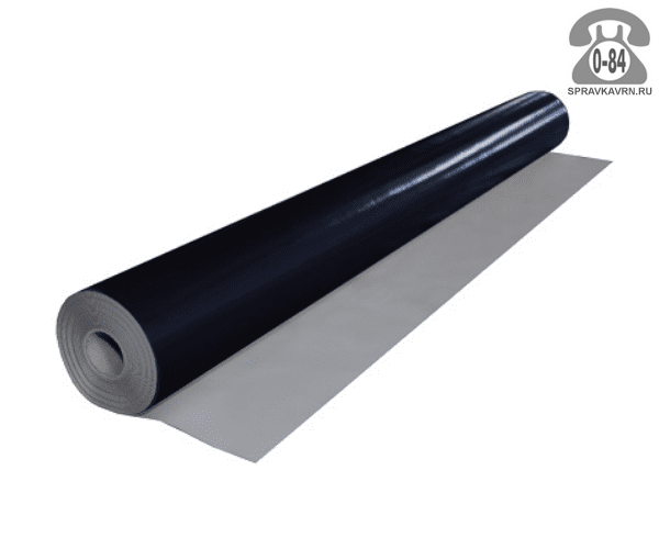 Мембрана кровельная Пластфоил (Plastfoil) Эко 1,2 мм