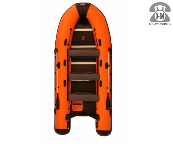 Лодка надувная Витязь 430