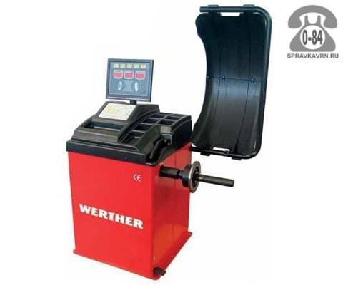 Стенд балансировочный Вертер-ОМА (Werther-OMA) Olimp 6000