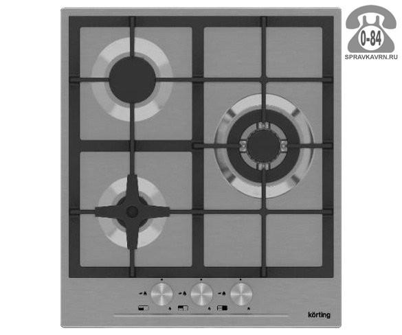 Варочная панель Кортинг (Korting) HG 465 CTX