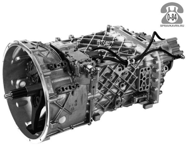 Коробка переключения передач автомобиля Зет-Эф (ZF) ремонт