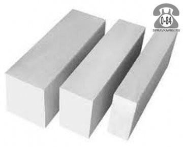 Блок газосиликатный D-500 600x200x250мм г. Лиски, Лискигазосиликат, торговый дом