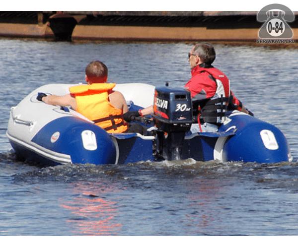Лодка надувная Баджер (Badger) Heavy Duty 430 AL