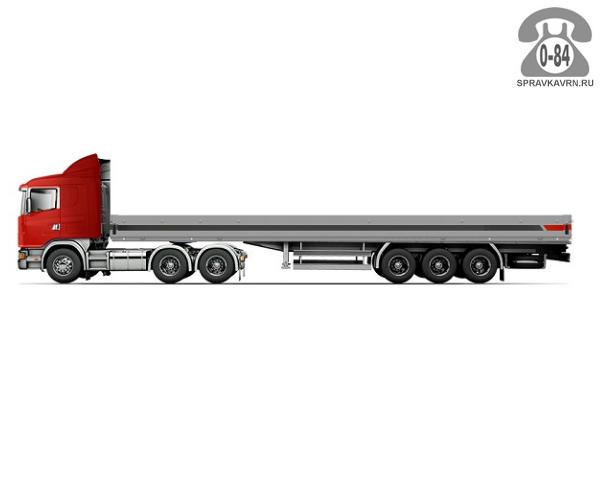 Грузоперевозка. Автомобиль грузовой с водителем Скания (Scania) удлинённая база (длинномер) 20 т 13.6 м г. Воронеж аренда