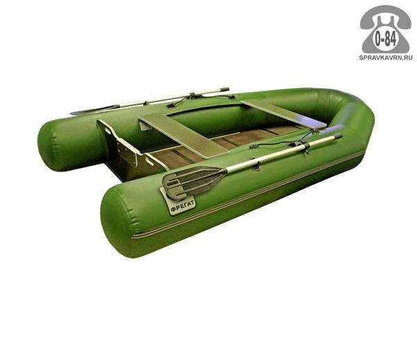 Лодка надувная Фрегат 320-ЕК