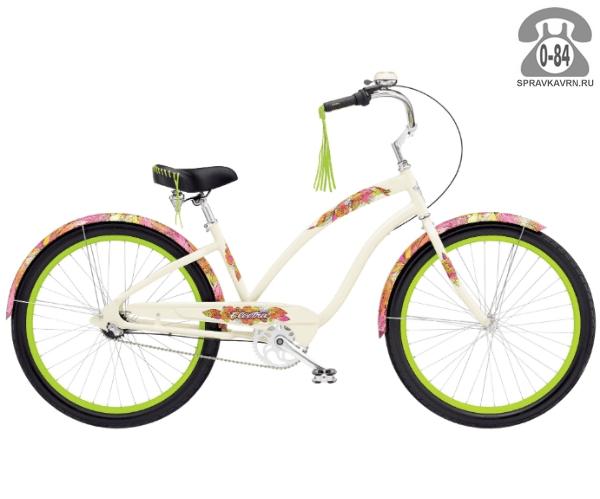 Велосипед Электра (Electra) Cruiser Sans Souci 3i Ladies (2016)