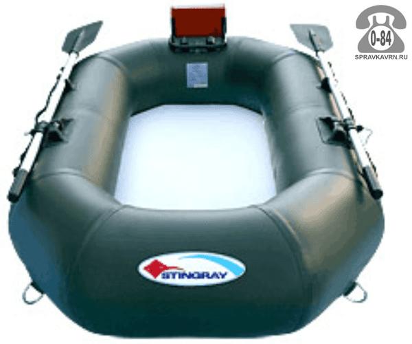 Лодка надувная Стингрей (Stingray) 200SL