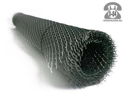 Сетка строительная сварная штукатурная сталь оцинкованная 1 мм