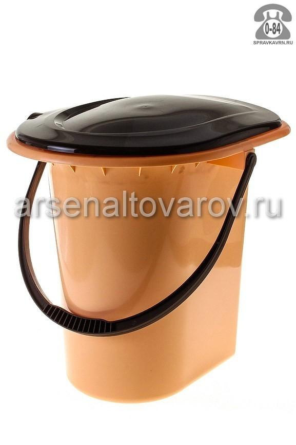 Ведро-туалет Альтернатива М1525