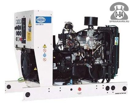 Электростанция ФГ Вилсон (FG Wilson) UG13E1S LPG двигатель HM 1.8L