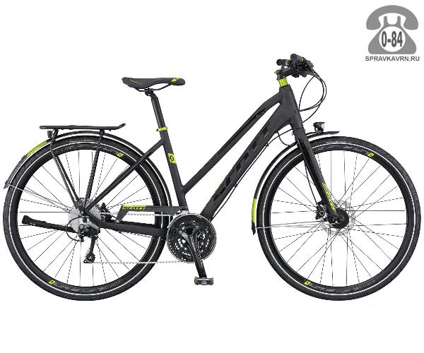 Велосипед Скотт (Scott) Sub Evo 20 Lady (2016)