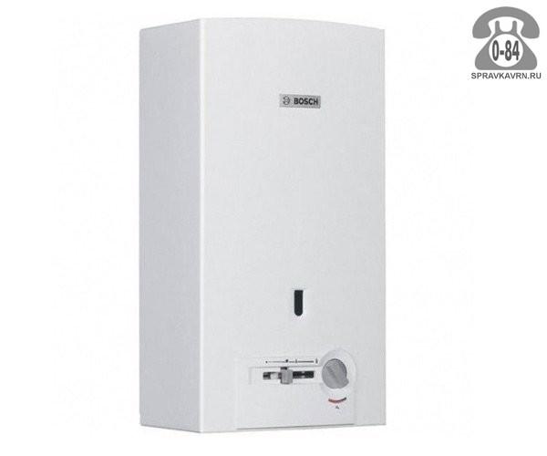 Газовая колонка Бош (Bosch) Therm 4000 O WR13-2P S5799 22.6 кВт 13л/мин открытая камера