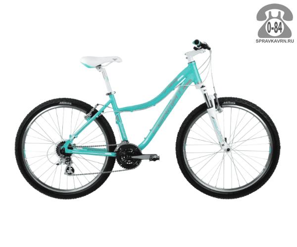 "Велосипед Формат (Format) 7713 (2017) размер рамы 15.5"" зеленый"