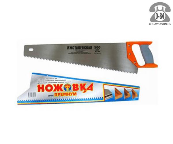 Ножовка ручная Ижсталь Премиум 500