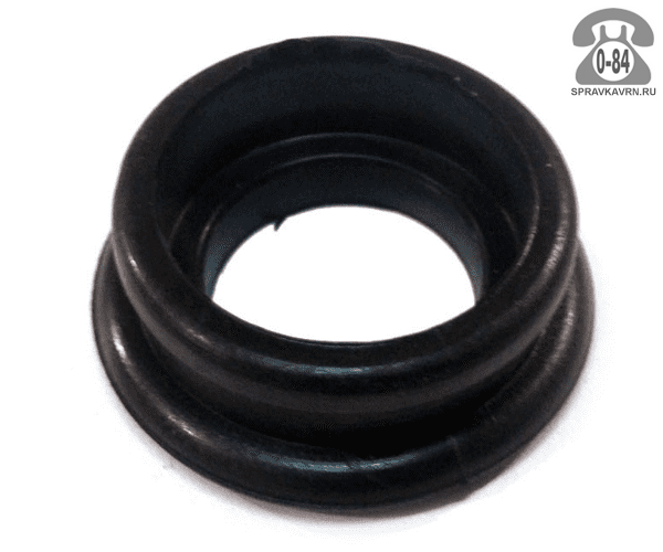 Манжета для унитаза переходная 25 мм 40 мм резиновая