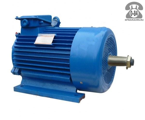 Электродвигатель крановый короткозамкнутый
